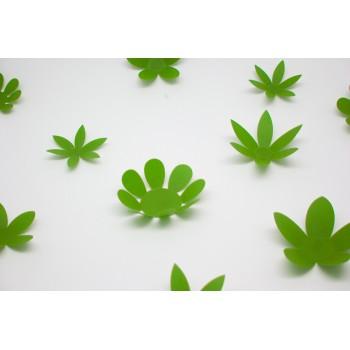3D Zöld virág csomag