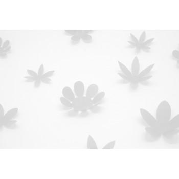 3D Fehér virág csomag