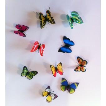3D pillangó csomag