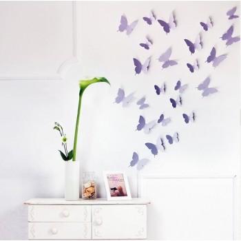 3D Levendula pillangó csomag