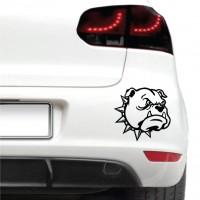 Auto nálepka - Pes