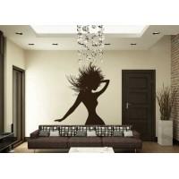 Táncoló nő