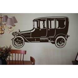 Stílusos oldtimer autó