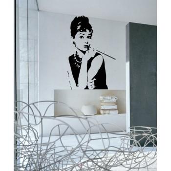Šarmantní Audrey Hepburnová