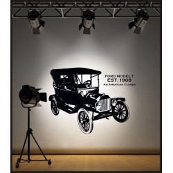 Ford T 1908