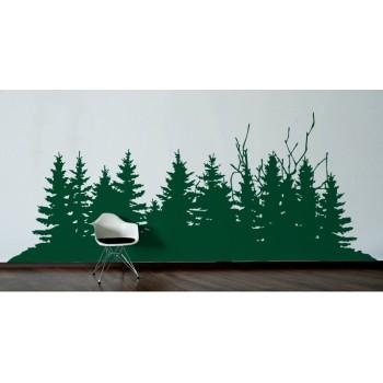 Jedľový les