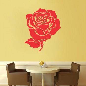 Odkvetlá růže