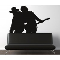 Bruce Springsteen és Clarence Clemons