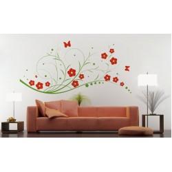 Virágok és pillangók - MultiColor