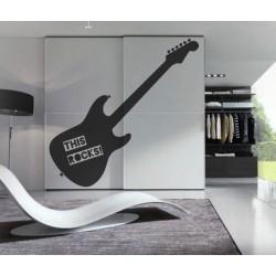 Rock gitár