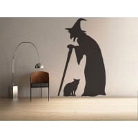 A boszorkány és a macskája