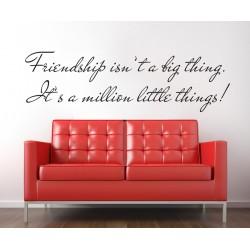 Friendship - Barátság