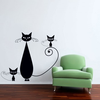 Rodina koček