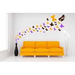 Színes pillangók (csomag)