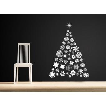 Hópelyhes Karácsonyfa