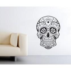 Mexikói koponya - virág
