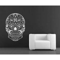 Mexikói koponya - gyémánt