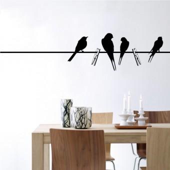 Tanakodó madarak