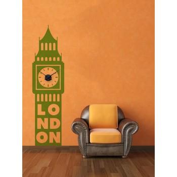 Big Ben + Nástěnné hodiny