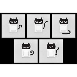 Konnektor matrica csomag - cicák