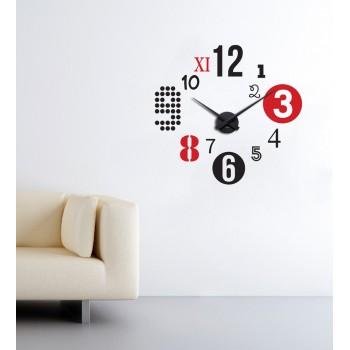Stylové hodiny (MultiColor) + nástěnné hodiny