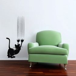 Karmoló macska
