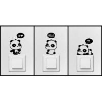Konnektor matrica csomag: Panda macik