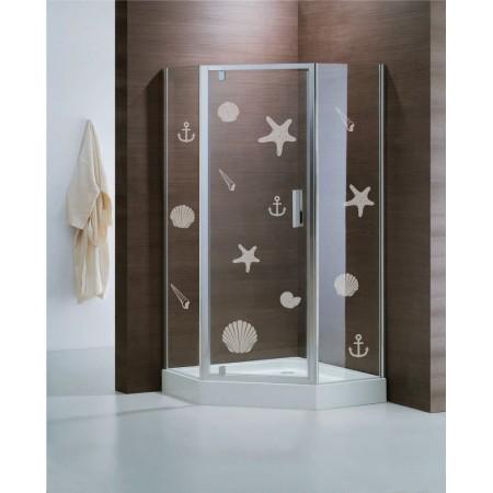 Üvegfólia - Tengeri herkentyűk