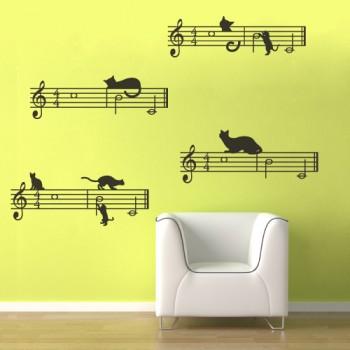 Kočky umělci