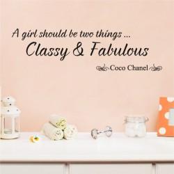Classy & Fabulous