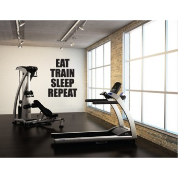 Eat... Train... Sleep