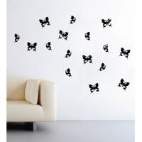 Motýli + Swarovski krystaly