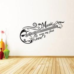 Zene szerelem