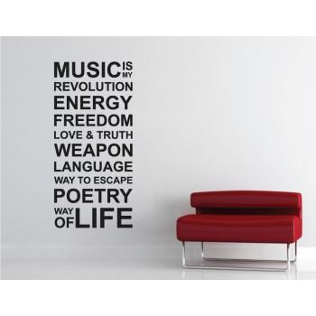 Citát o hudbě
