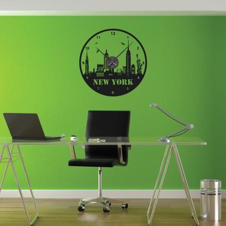 New York city + falióra
