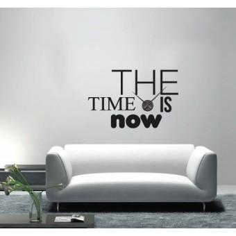 Az idő most van + falióra