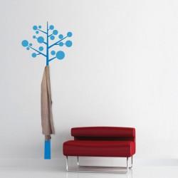 Fogas falmatrica - Modern fa - Kék