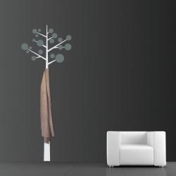 Fogas falmatrica - Modern fa - Hófehér