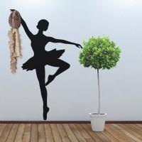 Állófogas matrica - Balett