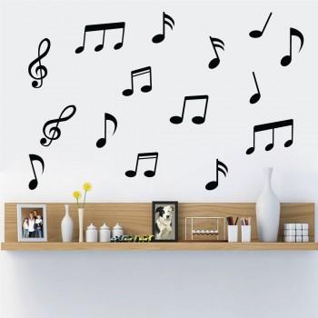 Hudební noty (balík)