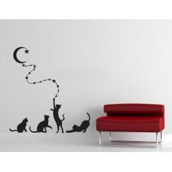 Éjjeli cicák