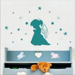 Az angyalka és a csillagok