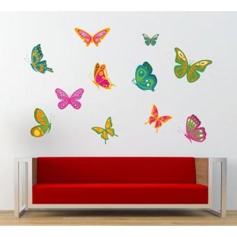 Mesés pillangók