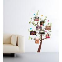A család kis fája - Színes matrica csomag