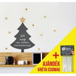 Karácsonyfa matrica