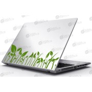 Laptop Matrica - Fűszálak közelről