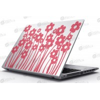 Laptop Matrica - Kék nefelejcs