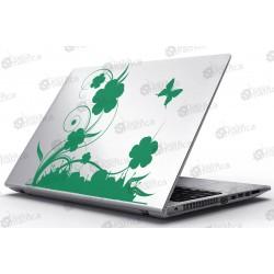 Laptop Matrica - Modern természeti kép