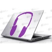 Laptop Matrica - Fejhallgató