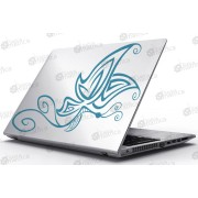 Laptop Matrica - Pillangó